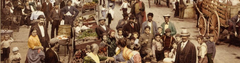 Οδός Mulberry (Νέα Υόρκη, 1900)