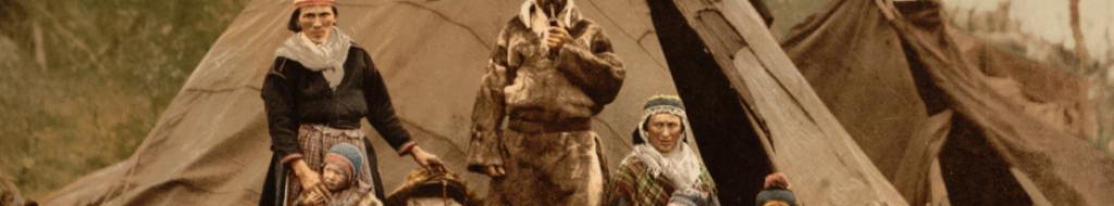 Οικογένεια Λαπώνων (Νορβηγία, 1890)